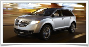 Lincoln MKX: Luxury Family Style