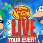 Phineas and Ferb: LIVE