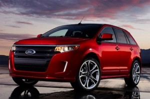 2012 Ford Edge Made Me Look Cool