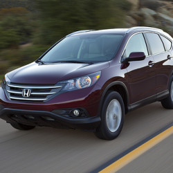 Honda Takes us to Whistler in the New CR-V