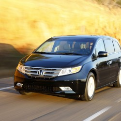 2012 Honda Odyssey – King of Mini-vans