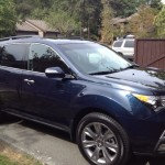 Family Style in the 2012 Acura MDX