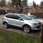 Feel Safe in the Ford Escape