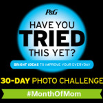 P & G Month of Mom