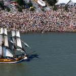 Celebrate Canada Day with the Tall Ships in Sunny Steveston