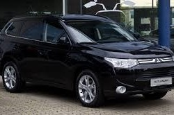 More Room to Maneuver in the 2014 Mitsubishi Outlander