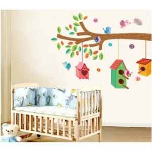Trend wall decal