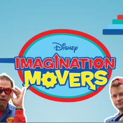 THE IMAGINATION MOVERS BACK IN BLUE TOUR #IMCANADATOUR (GIVEAWAY)