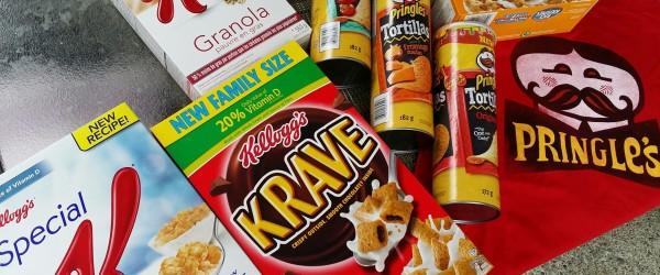 Yummy Giveaway from Kellogg's #KelloggCAInnovations