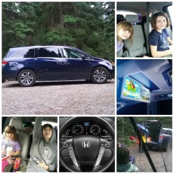 2014 Honda Odyssey Saves Lives and Smiles