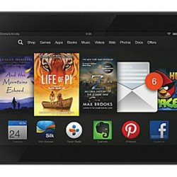 Kindle Fire For Your Family – Review & Giveaway