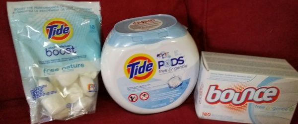 Have You Tried Tide Pods: Free & Gentle?