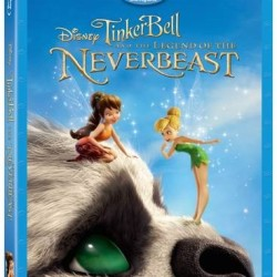 TINKER BELL AND THE LEGEND OF THE NEVERBEAST – On Blue-Ray Now