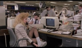 Working Girl 1988.  No it hasn't been THAT long but almost.