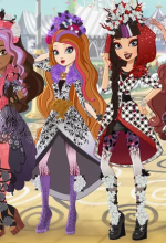 Ever After High on Netflix