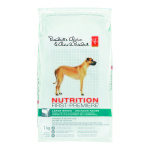Dog Food - Large Breed