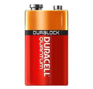 Duracell Quantum 9 Volt Battery