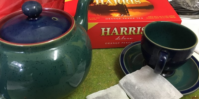 Assam Tea from Harris Soothes the Soul