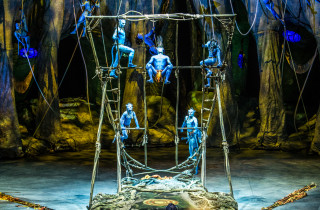 Let Cirque Du Soleil Take You To Pandora with TORUK: First Flight!