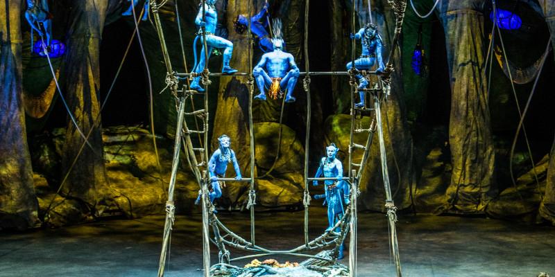 Let Cirque Du Soleil Take You To Pandora with TORUK: First Flight!