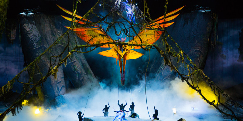 Review:  Toruk: The First Flight