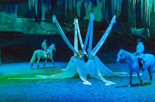 Don't Miss Out on Saving 15% on Odysseo by Cavalia 2017