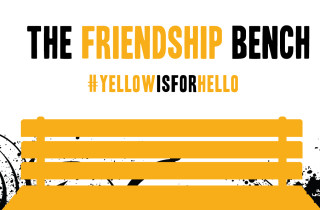 Everyone Needs a Friend:  #YellowIsForHello