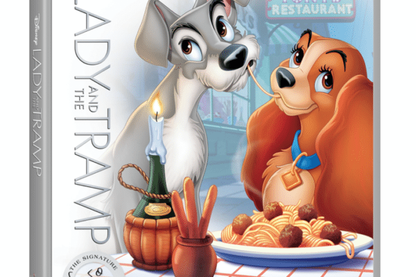 Walt Disney's Lady and the Tramp Giveaway